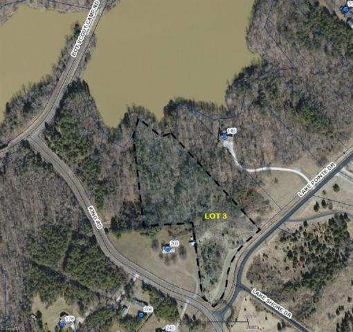 3 Lake Pointe Drive, Yanceyville, NC 27379 (MLS #903518) :: Kristi Idol with RE/MAX Preferred Properties