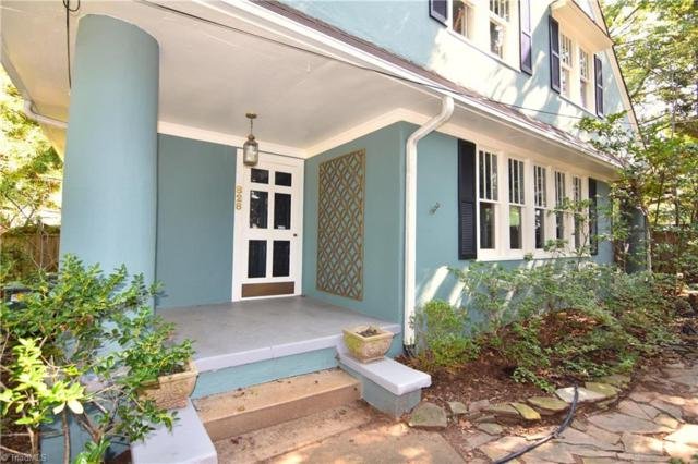 828 S Hawthorne Road, Winston Salem, NC 27103 (MLS #904539) :: Kristi Idol with RE/MAX Preferred Properties