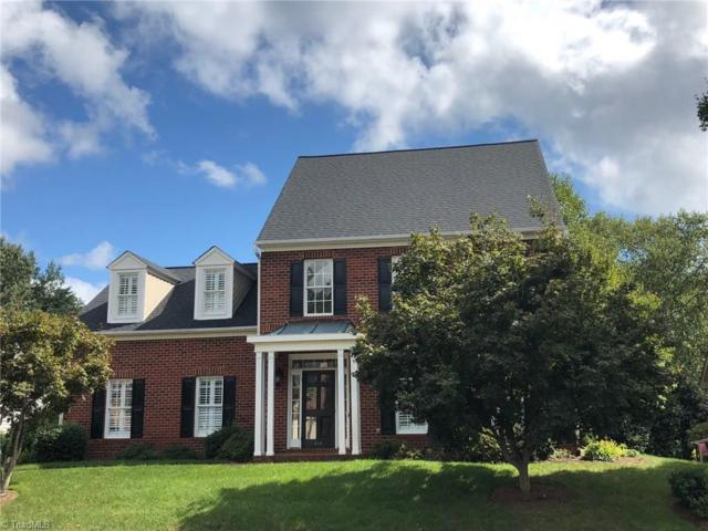 310 Coventry Park Lane, Winston Salem, NC 27104 (MLS #904590) :: NextHome In The Triad