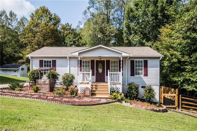 9 Candlestick Drive, Thomasville, NC 27360 (MLS #904710) :: The Temple Team