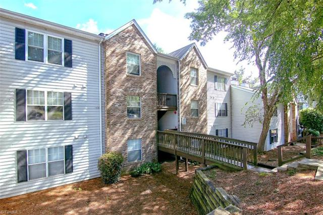 4021 Whirlaway Court J, Clemmons, NC 27012 (MLS #904714) :: Kristi Idol with RE/MAX Preferred Properties