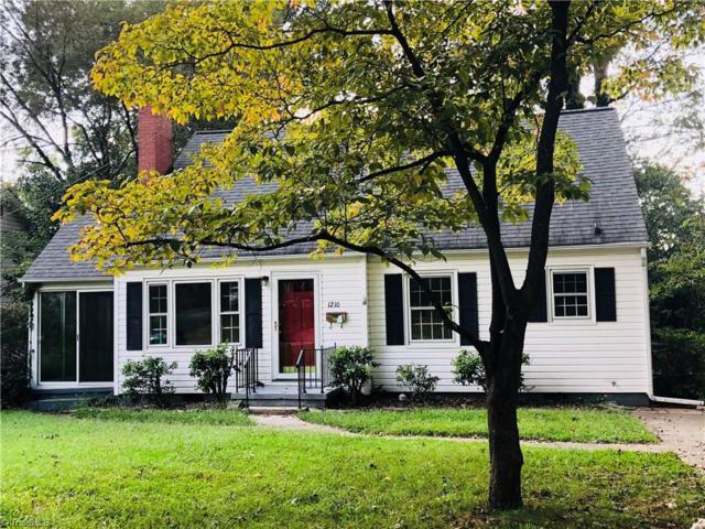 1210 Martin Street, Winston Salem, NC 27103 (MLS #904731) :: Kristi Idol with RE/MAX Preferred Properties