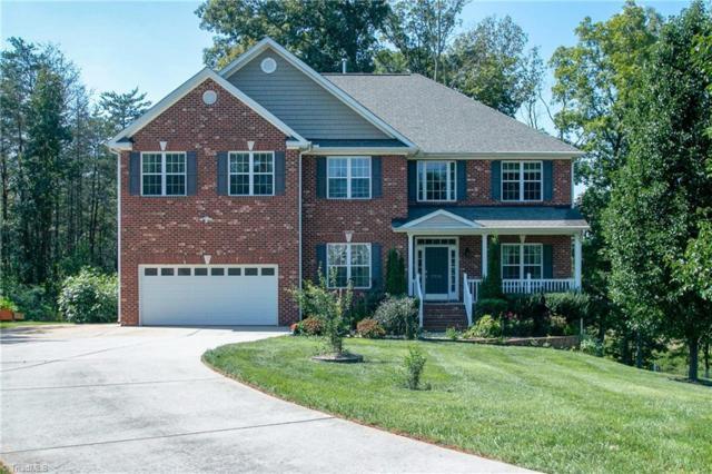7713 Mcadams Court, Greensboro, NC 27409 (MLS #904735) :: Kristi Idol with RE/MAX Preferred Properties