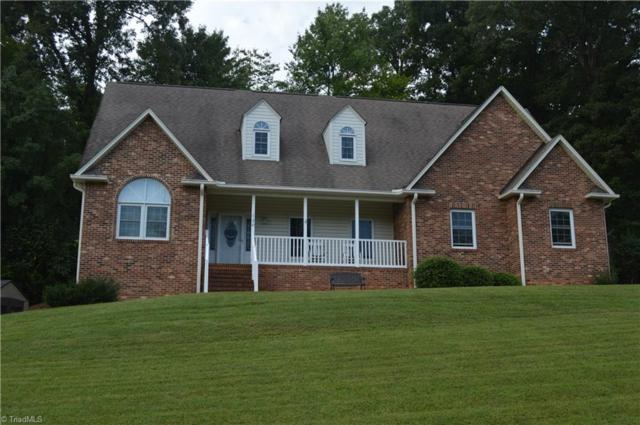 120 Forest Hill Road, Mount Airy, NC 27030 (MLS #904739) :: NextHome In The Triad