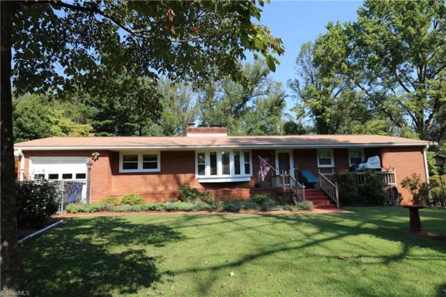 4013 Fargo Drive, Winston Salem, NC 27106 (MLS #904754) :: Kristi Idol with RE/MAX Preferred Properties