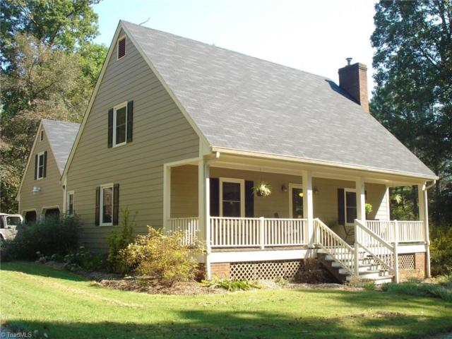 483 Old Nc Highway 75, Lexington, NC 27292 (MLS #904764) :: Kristi Idol with RE/MAX Preferred Properties