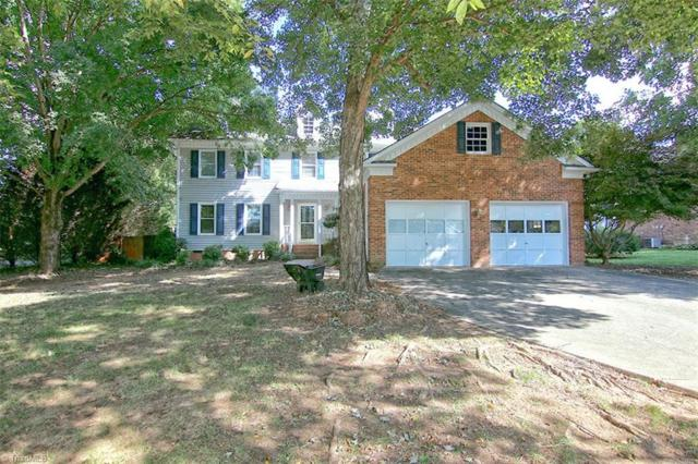 7032 Orchard Path Drive, Clemmons, NC 27012 (MLS #904809) :: Kristi Idol with RE/MAX Preferred Properties