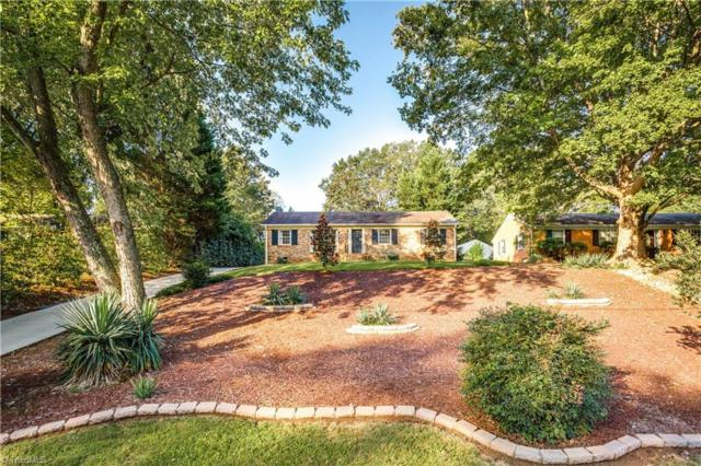 1013 Benjamin Parkway, Greensboro, NC 27408 (MLS #904821) :: Kristi Idol with RE/MAX Preferred Properties