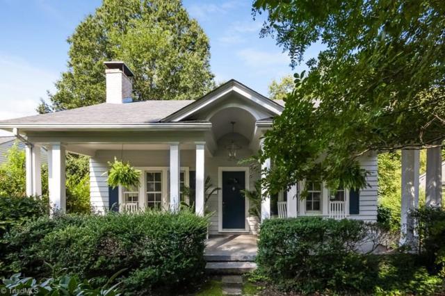 1207 Grayland Street, Greensboro, NC 27408 (MLS #904899) :: Lewis & Clark, Realtors®