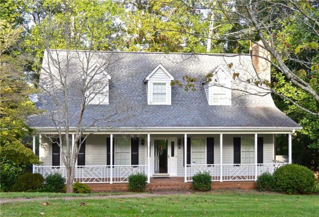 290 Lakeview Road, Mocksville, NC 27028 (MLS #904905) :: Kristi Idol with RE/MAX Preferred Properties
