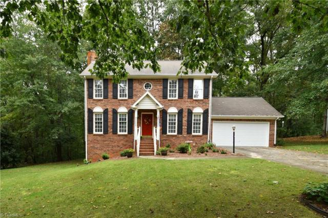 206 Fox Run Drive, Mocksville, NC 27028 (MLS #905297) :: HergGroup Carolinas