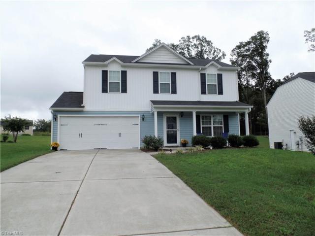 836 Leach Avenue, Thomasville, NC 27360 (MLS #905435) :: HergGroup Carolinas