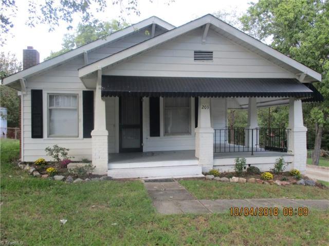 203 Julian Avenue, Archdale, NC 27263 (MLS #905508) :: NextHome In The Triad