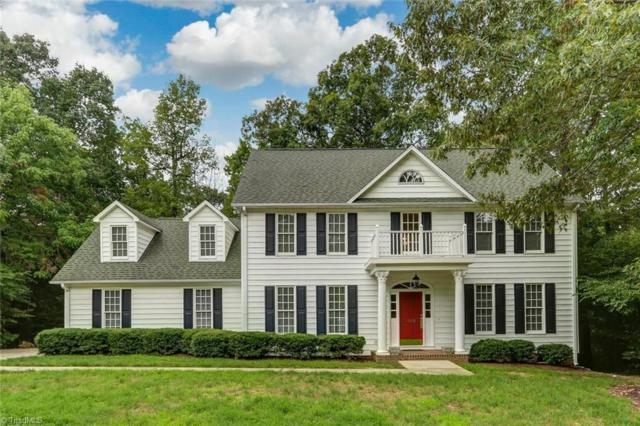 4102 Waldenbrook Road, Greensboro, NC 27407 (MLS #905644) :: HergGroup Carolinas