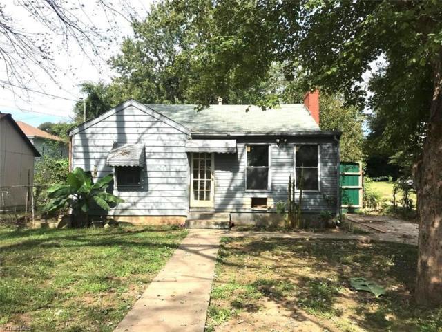 813 Goldfloss Street, Winston Salem, NC 27107 (MLS #905673) :: Lewis & Clark, Realtors®