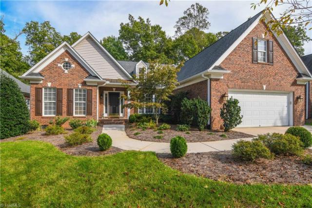 10 Bluff Ridge Court, Greensboro, NC 27455 (MLS #905841) :: Kristi Idol with RE/MAX Preferred Properties