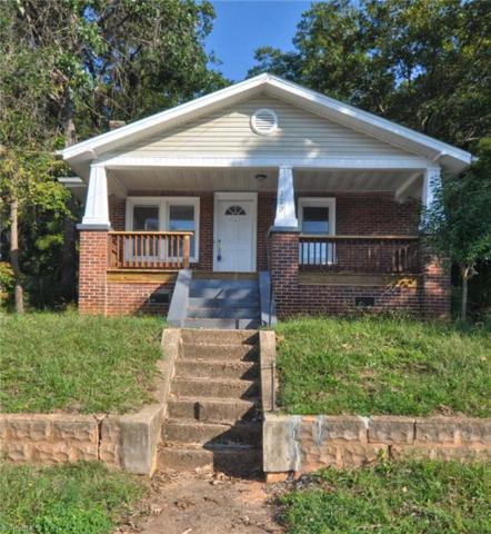 129 W Acadia Avenue, Winston Salem, NC 27127 (MLS #905862) :: Kim Diop Realty Group