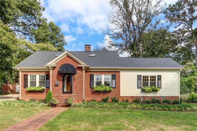 1110 Cleburne Street, Greensboro, NC 27408 (MLS #905868) :: Lewis & Clark, Realtors®
