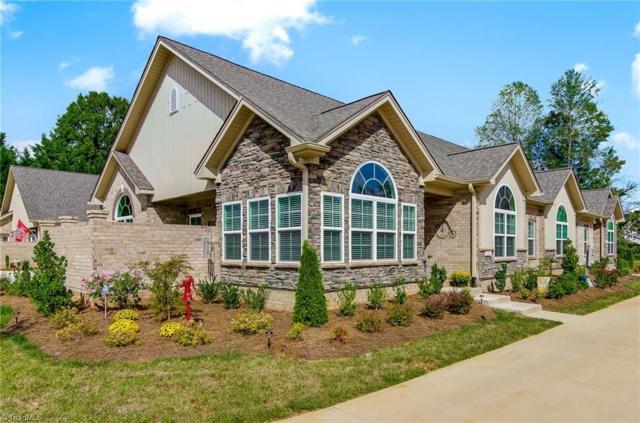 402 Watchtower Court Lot 330, Winston Salem, NC 27127 (MLS #905969) :: NextHome In The Triad