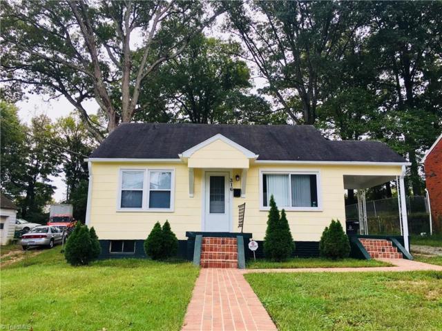 316 Clayton Street, Winston Salem, NC 27105 (MLS #906027) :: Kristi Idol with RE/MAX Preferred Properties