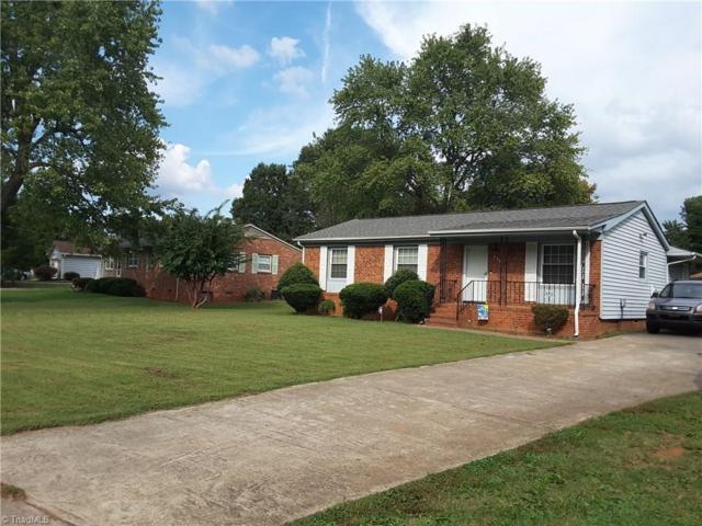 826 Rosecrest Drive, High Point, NC 27260 (MLS #906066) :: Kristi Idol with RE/MAX Preferred Properties
