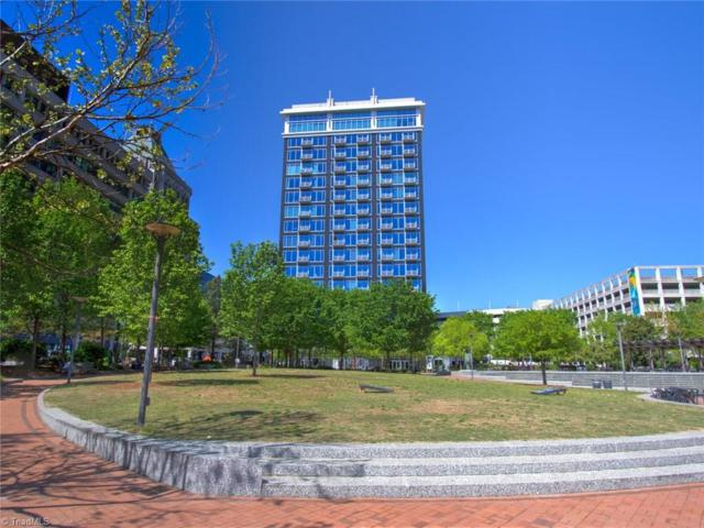 201 N Elm Street #902, Greensboro, NC 27401 (MLS #906140) :: The Temple Team
