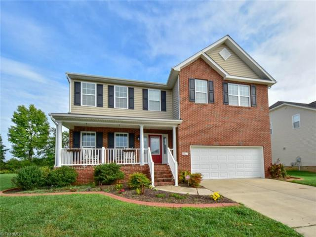 6817 Seattle Slew Place, Whitsett, NC 27377 (MLS #906236) :: Kristi Idol with RE/MAX Preferred Properties