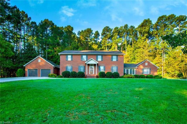100 Linden Lane, Lexington, NC 27292 (MLS #906343) :: HergGroup Carolinas
