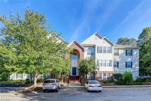 140 James Road 3D, High Point, NC 27265 (MLS #906408) :: The Temple Team