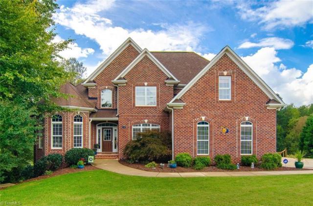7705 Devonmille Court, Greensboro, NC 27455 (MLS #906498) :: Lewis & Clark, Realtors®