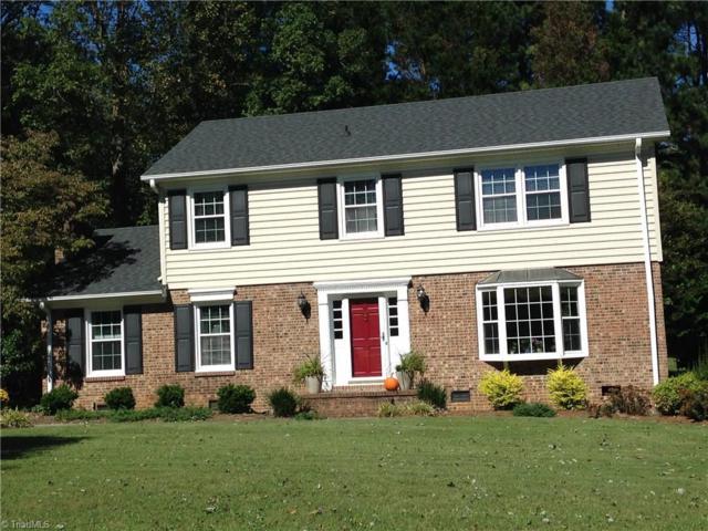 1 Hastings Circle, Greensboro, NC 27406 (MLS #906553) :: Lewis & Clark, Realtors®
