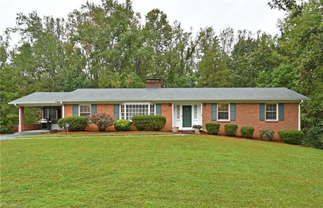 1920 Lodgecrest Lane, Pfafftown, NC 27040 (MLS #906623) :: Kristi Idol with RE/MAX Preferred Properties