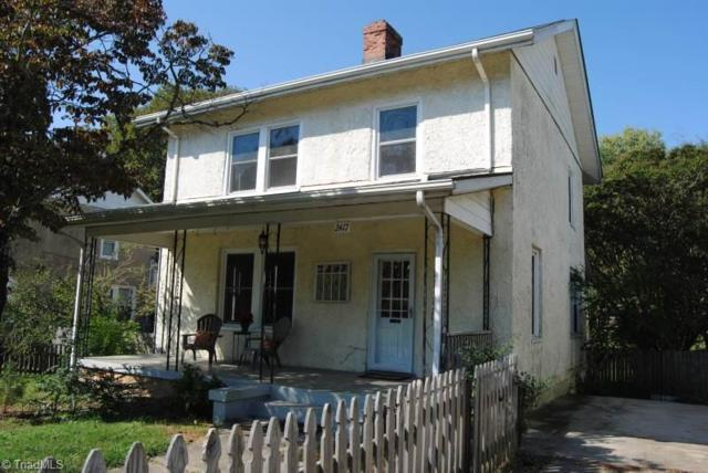 2417 Hubbard Street, Greensboro, NC 27405 (MLS #906679) :: Lewis & Clark, Realtors®