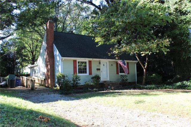 2614 Gould Street, Winston Salem, NC 27103 (MLS #906692) :: Kristi Idol with RE/MAX Preferred Properties
