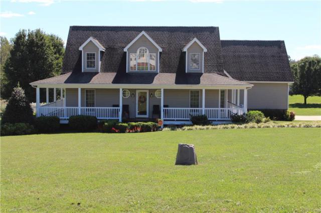 2200 Willow Springs Drive, Pleasant Garden, NC 27313 (MLS #906859) :: Lewis & Clark, Realtors®