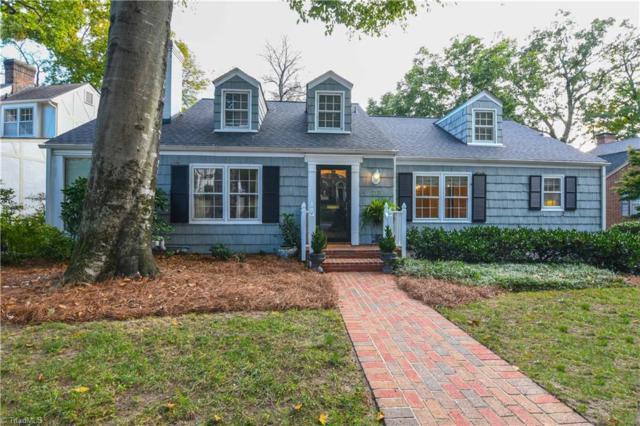 713 Dover Road, Greensboro, NC 27408 (MLS #906927) :: Kristi Idol with RE/MAX Preferred Properties