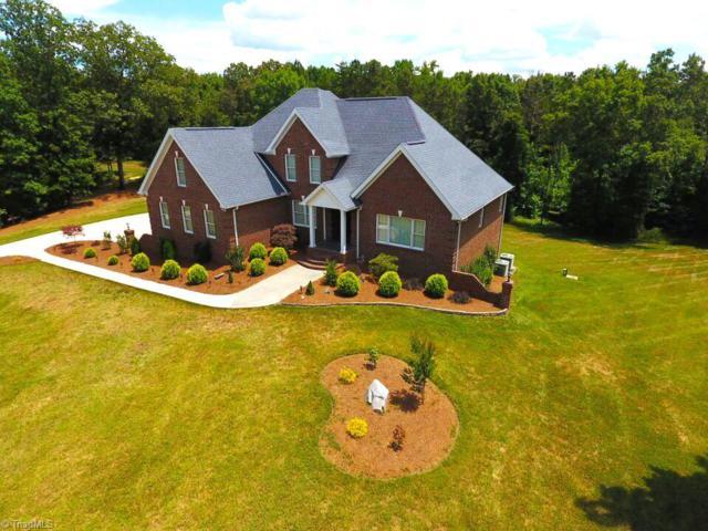 310 Cascade Drive, High Point, NC 27265 (MLS #906953) :: Kristi Idol with RE/MAX Preferred Properties