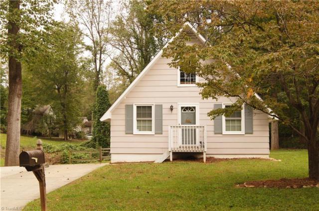 1549 Benbow Street, Winston Salem, NC 27106 (MLS #907020) :: Lewis & Clark, Realtors®