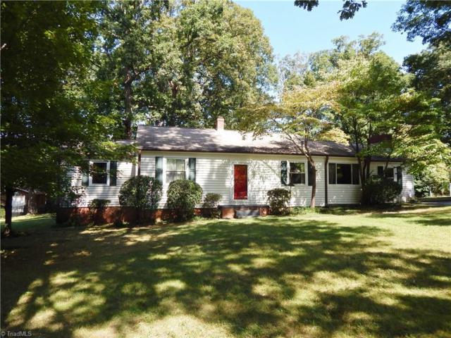 2226 Oak Hill Drive, Greensboro, NC 27408 (MLS #907024) :: Lewis & Clark, Realtors®
