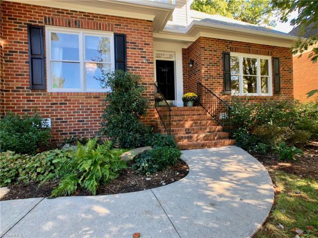 305 Rockmont Drive, Winston Salem, NC 27104 (MLS #907059) :: Kristi Idol with RE/MAX Preferred Properties