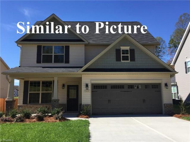 904 Maxine Street Lot 9, Kernersville, NC 27284 (MLS #907085) :: Lewis & Clark, Realtors®
