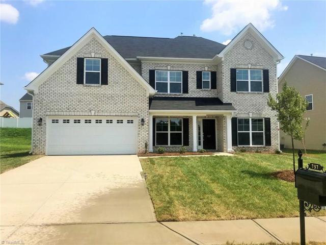 5772 Highland Grove Drive #41, Summerfield, NC 27358 (MLS #907097) :: Lewis & Clark, Realtors®