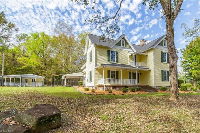 809 Church Street, Gibsonville, NC 27249 (MLS #908143) :: HergGroup Carolinas