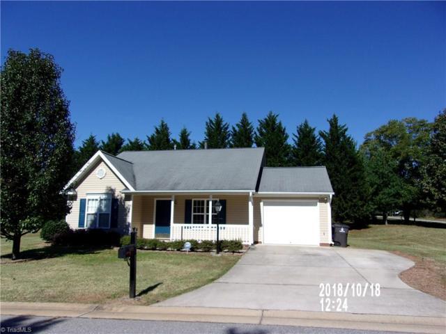 1435 Bromwich Drive, Winston Salem, NC 27120 (MLS #908233) :: Lewis & Clark, Realtors®