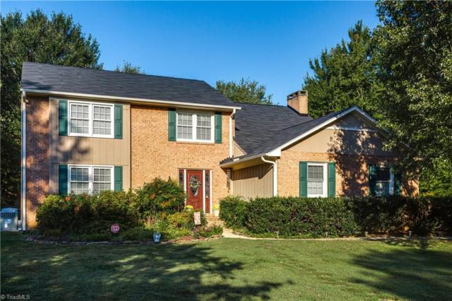 3617 Buffington Place, Greensboro, NC 27410 (MLS #908507) :: NextHome In The Triad