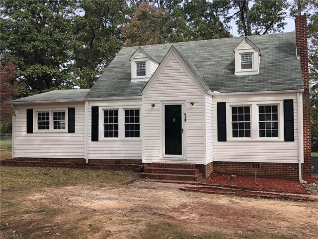 439 Fairgrove Road, Thomasville, NC 27360 (MLS #908797) :: The Temple Team