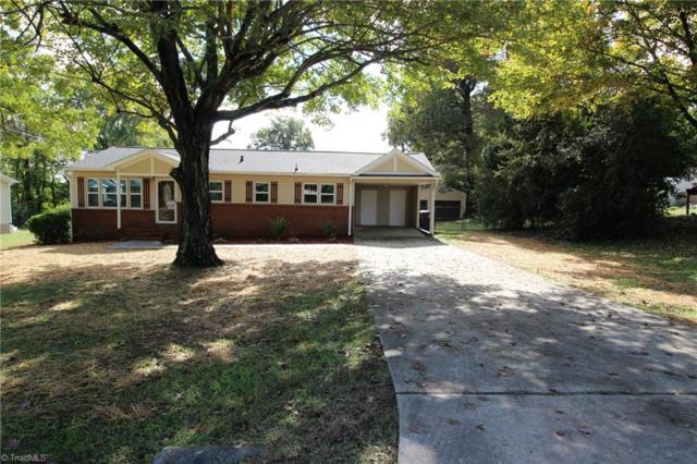 1624 Zeverly Street, Winston Salem, NC 27127 (MLS #908905) :: Kristi Idol with RE/MAX Preferred Properties
