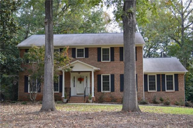 3471 Tanglebrook Trail, Clemmons, NC 27012 (MLS #909086) :: The Temple Team