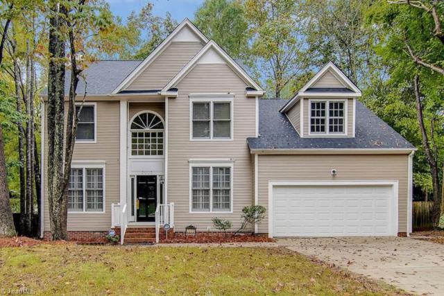 2003 Warwickshire Drive, Greensboro, NC 27455 (MLS #909172) :: Kristi Idol with RE/MAX Preferred Properties