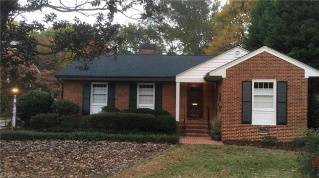 3606 Kirby Drive, Greensboro, NC 27403 (MLS #909214) :: The Temple Team